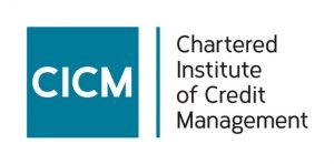 Chartered Institute of Credit Management (CICM) logo