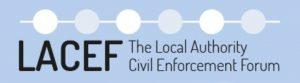 Local Authority Civil Enforcement Forum (LACEF) logo