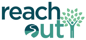 Reach:Out (a service from Sigma Connected) logo